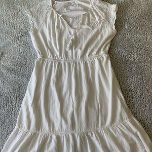 Old Navy White Sundress